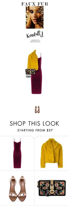 """YOINS"" by s-thinks ❤ liked on Polyvore featuring Jean-Paul Gaultier, Dolce&Gabbana and xO Design"