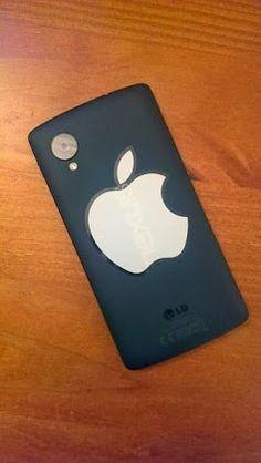 Turn Your Nexus5 into iPhone...!!!