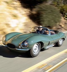 The Jaguar XKSS to be Built Again After Nearly 60 Years #jaguarvintagecars