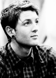 Imagine: Having an argument with Drew, but he doesn't want to see to upset so he sits down and just stares at your beauty
