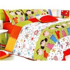 Colorful Cartoon Friends Design 100% Cotton Kids Bedding Sets Kids Bedding Sets, Cheap Bedding Sets, Bed Measurements, 100 Cotton Sheets, Cotton Bedding, Cartoon Kids, Sheet Sets, Bed Sheets, Duvet Covers