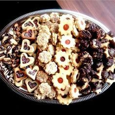 Unobridge is onestop solution for all parties and event needs.Best wedding planners in bangalore Gourmet Recipes, Sweet Recipes, Cookie Recipes, Dessert Recipes, Hungarian Desserts, Hungarian Recipes, Party Dishes, Croatian Recipes, Tasty
