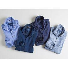 No blog :: Selecionamos as 4 camisas que todo homem precisa ter nesta estação. Descubra em www.richards.com.br/mundorichards
