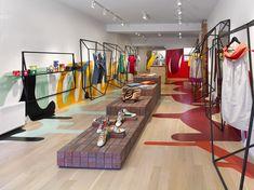 Annie Aime, Toronto +tongtong studio design Pascal Paquette graffiti