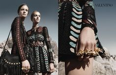 visual optimism; fashion editorials, shows, campaigns & more!: valentino s/s 14 by craig mcdean