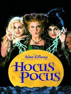 Hocus Pocus - It's a Halloween tradition around here.