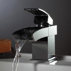 These days bathroom taps often look more like a work of art. Modern design means bathroom taps come in a huge variety of styles and sizes a. Modern Bathroom Faucets, Steam Showers Bathroom, Modern Bathroom Decor, Bathroom Interior, Modern Bathrooms, Small Bathroom, Modern Sink, Bathroom Cabinets, Basin Mixer Taps