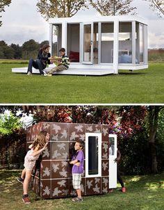 playhouse outdoor playground alternative