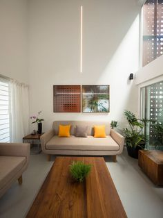 The Breathing Wall Residence by LIJO.RENY Architects