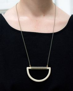 From IAMTHELAB.com What's New: Handmade Jewelry from Pigeon Toe