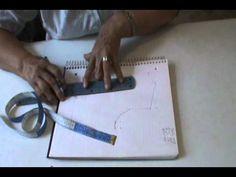 Curso online de corte y costura compuesto por 24 videos donde se explicarán conceptos básicos en esta temática en tu blog de cursos online gratuitos. Sewing Box, Sewing Projects For Beginners, Zig Zag, Dressmaking, Videos, Youtube, Pattern, Diy, Vestidos