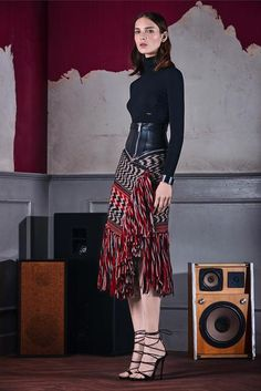 Dsquared² Pre-Fall 2015 Fashion Show: Runway Review - Style.com