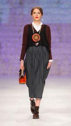 TM again, nailing a beautifully stylish, nomadic look