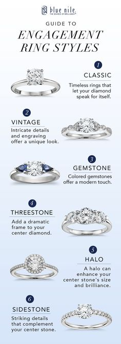 From classic solitaires to unique gemstones and stunning halos, our handcrafted engagement rings are perfectly designed to take your breath away.  Find yours now at bluenile.com