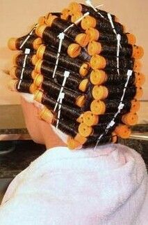 Getting A Perm, Perm Rods, Roller Set, Permed Hairstyles, Curlers, Salons, Hair Beauty, Perms, Hair Styles