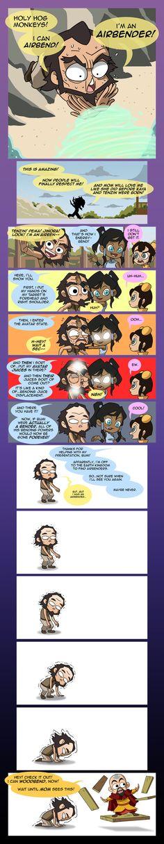 LoK: Energybent by Neodusk.deviantart.com on @DeviantArt