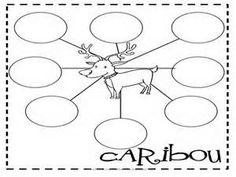 reindeer graphic organizers - Yahoo Image Search Results