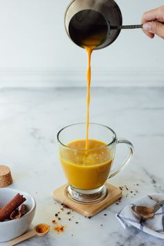 This Supercharged Golden Milk Recipe Has a Boost of Antioxidants and Protein