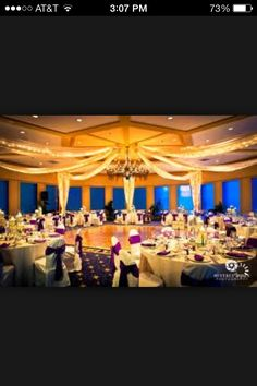 Beauty And The Beast Style Hotel Wedding ReceptionsWedding