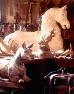 Carousel Horse Workshop