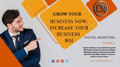 Grow your business with NA Digital Solutions. We are Digital Marketing experts and offer SEO services, PPC services, Social Media Marketing services, web design services and UI/UX designing services.  Take your business to the next level and increase your business ROI.   #digitalmarketingstrategy #digitalmarketingagency #digitalmarketingconsultant #socialmediaexpert #marketingteam #socialmediamarketingagency #digitalmarketingsolutions #socialmediaforbusiness #instagrammarketingstrategy Social Media Marketing Agency, Digital Marketing Strategy, Web Design Services, Seo Services, Business Goals, Ui Ux, Growing Your Business, Innovation