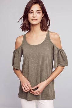 Shop the Promenade Open-Shoulder Top and more Anthropologie at Anthropologie today. Read customer reviews, discover product details and more.