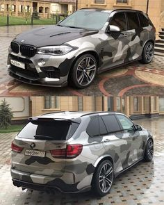 BMW X5M F85