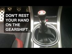 Five Things to Avoid Doing When Driving a Vehicle with a Manual Gearbox!
