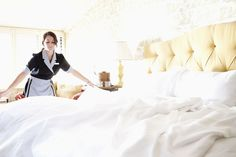 11 Cleaning Secrets to Steal From Hotel Maids - GoodHousekeeping.com