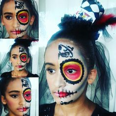 Catrina make up