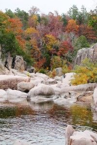 One Place Everyone Should See During Fall: Missouri's Castor River Shut-ins - Traveling Mom #tmom #missouri