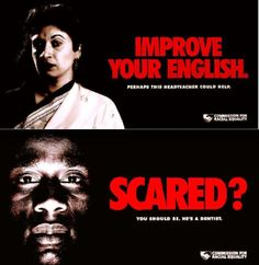 1999 campaign via the UK by the Commission for Racial Equality. | The Strongest Anti-Racism Ads Of The Last 20 Years
