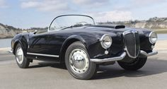 Lancia B24 America Spider Classic Driver - Classic cars and lifestyle market and magazine