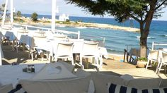 Kalamies Beach Restaurant, Protaras Cyprus, Amazing Food Amazing View and Atmosphere, Attendive staff