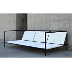 "<p>The pieces are electro-static painted (powder coated) stainless steel, with marine cord wrapping, and are suitable for either indoor or outdoor use.</p> <p>Available as a single lounge chair, a love seat, or a sofa, all pieces respond well to either fitted cushions or loose pillows.</p> <p><strong>Dimensions</strong>: 2110W x 900D x 590H</p> <p><a title=""123 SERIES - spec sheet"" href=""http..."