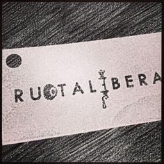 #ruotalibera #ruotaliberabrand #ruotaliberatee