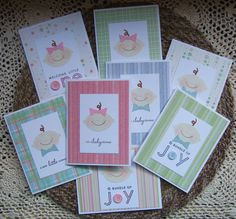 Baby Cards on Etsy
