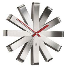 Ribbon Umbra, Horloge Design et Originale