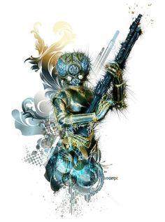 4-LOM - Bounty Hunter