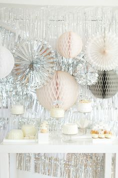 #HappyNewYear ! One more quick shout out to @west elm for this delightful Party in a Box on SMP & SMPLiving today | http://www.westelm.com/products/party-in-a-box-snowdrift-d1908/?cm_mmc=socialmedia-_-stylemepretty-_-party-in-a-box-_-westelm