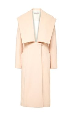 Wool Cashmere Long Lapel Coat by CADE for Preorder on Moda Operandi