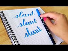 Why you should focus on the direction your brush pen faces | pieces calligraphy