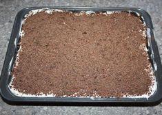 Nepečený trojfarebný smotanový zákusok, Nepečené zákusky, recept | Naničmama.sk Tiramisu, Pudding, Food, Per Diem, Meal, Eten, Puddings, Meals, Tiramisu Cake