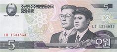 Motivseite: Geldschein-Asien-Nordkorea-원-5-2002