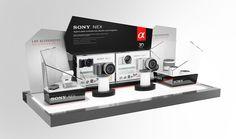 Camera displays - SONY