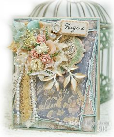 In My Little Korner: It's a Shabby Vintage Kind of Day...