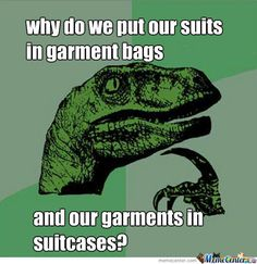 Suitcases And Garment Bags by twizzler123 - Meme Center