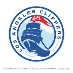Rebranding the Los Angeles Clippers on Behance