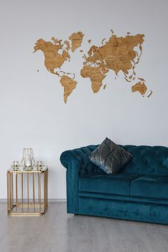 Rustic Wall Map World Travel Map by WoodPecStudio. Travel push pin maps for wall office decor, bedroom and living room decor, hallway decoration. World maps from wood for wall decor in farmhouse style. Push Pin World Map, World Map Wall Art, Map Wall Art, Anniversary Gift, Wooden Travel Push Pin Map, Housewarming Gift #worldmap #homedecor #artwork