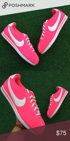 Women's Nike Cortez sneakers *Size 6.5Y or 7.5 women 24.5cm *Size 7Y or 8 women 25cm *Brand new  *Authentic *Box not included Nike Shoes Athletic Shoes